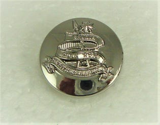 Canadian Intelligence Corps (C RENS C) 26L Button-French