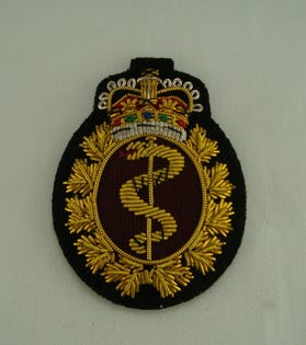Medical Cap Badge (MWO)
