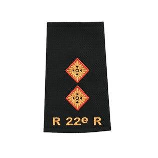R22eR Lieutenant