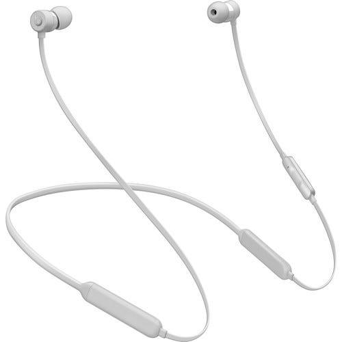 Beats BeatsX Earphones Satin Silver MTH62LL/A