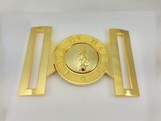 RCEME Solid Brass Ceremonial Buckle