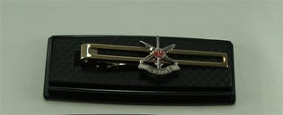 Public Affairs (NAVY) Men's Tie Bar