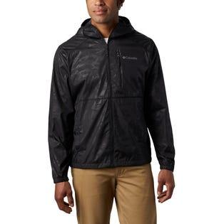 Columbia Men's Flash Forward Jacket Black