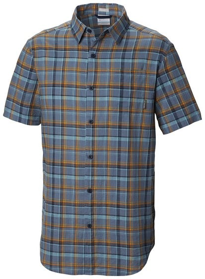 COLUMBIA Under Exposure Button Up