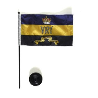 RCR RHQ VRI Desk Flag