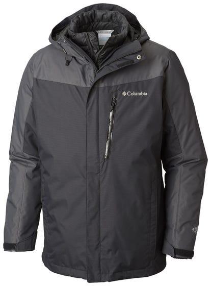 COLUMBIA  Whirlibird 3in1 Jacket