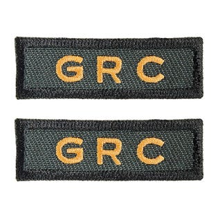 Canadian Military Engineers (GRC), Shoulder Titles