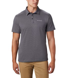 Columbia Men's Thistletown Ridge Polo Grey