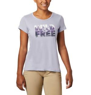 COLUMBIA Women's Hidden Lake T-Shirt