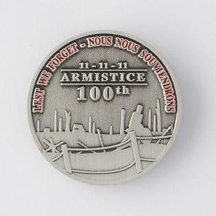 Armistice 100 Coin