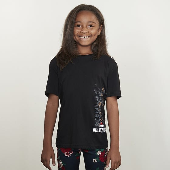 Military Family Youth BRAT T-Shirt - French