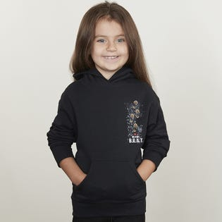 Military Family Youth Hoodie