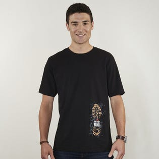 Military Family Dad T-shirt