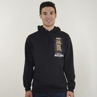 Famille Militaire Hoodie