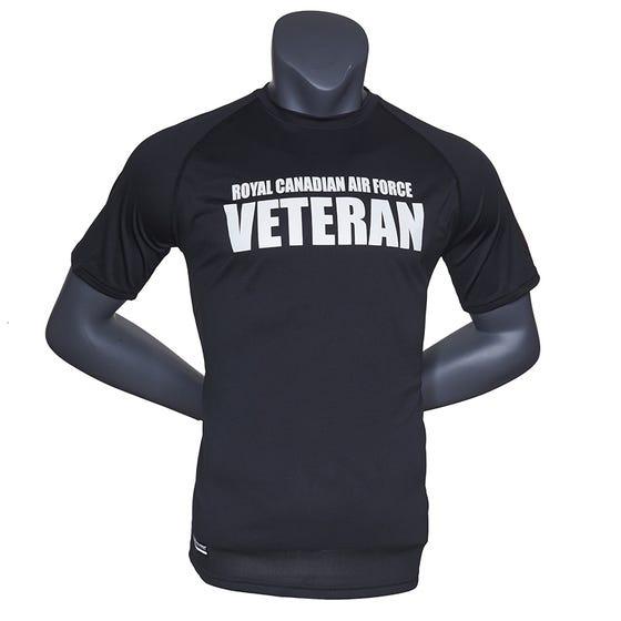 RCAF Men's UA Veterans T-Shirt