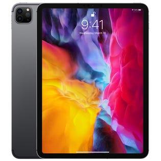 iPad Pro d'Apple, 128 Go, gris cosmique, 11 po, MY232VC/A