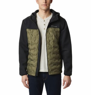 Columbia Men's Tech Trail Hoodie