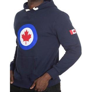 RCAF Crested Fleece Hoodie