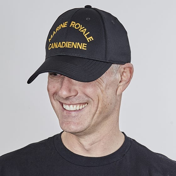 Marine Royal Canadienne Ball Cap
