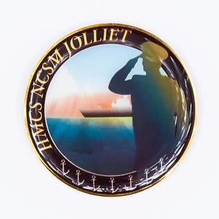 Pièce du NCSM Joillet