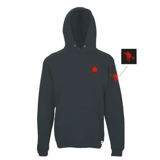 1st CDN Division Hooded Sweater