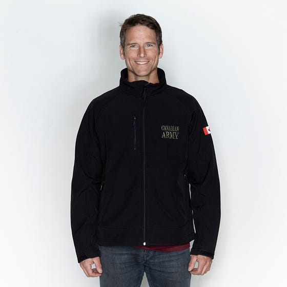 CANADIAN ARMY - SOFTSHELL JACKET