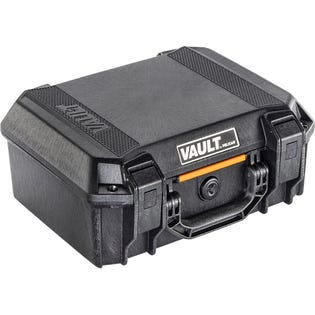 Pelican V200 Vault Medium Pistol Case (EA1)