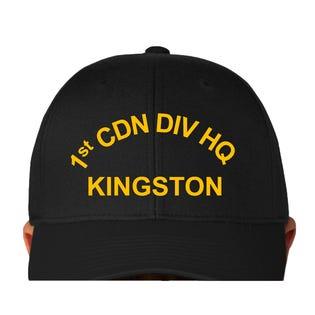 1ST CDN Div Navy Ball Cap