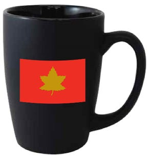 1st CDN Division Coffee Mug