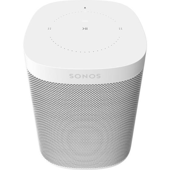 Sonos One (Gen 2) Smart Speaker White
