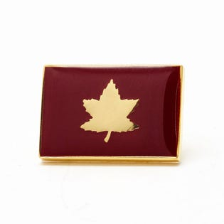 5th Canadian Division HQ Lapel Pin