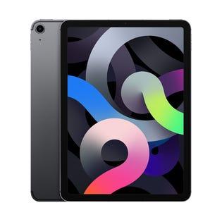 iPad Air d'Apple, 4e génération, 64 Go, gris cosmique, 10,9 po, MYFM2VC/A