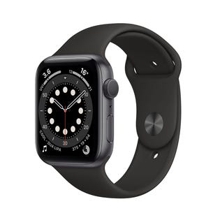 Apple Watch Series 6 GPS Space Grey 44mm M00H3VC/A