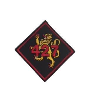 427 SQN Badge