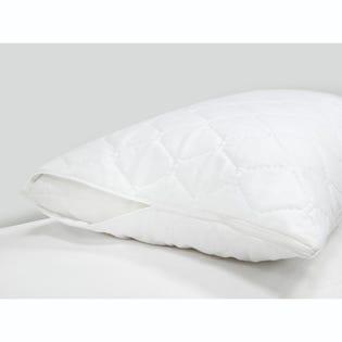 Housse d'oreiller pour grand lit Park Jones de LadySandra, blanc (EA2)