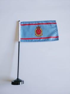 PSEL desk flag w/ stand