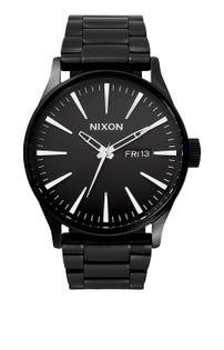 Nixon Men's Sentry SS All Black Watch (A356-001)