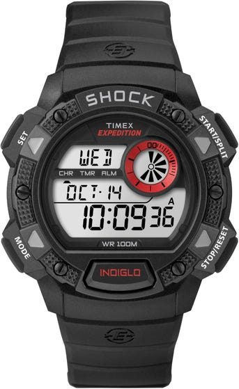Timex Men's Expedition Shock Digital Watch (T49977CS)