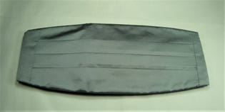Public Affairs Men's Cummerbund