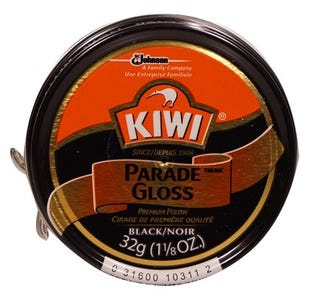 Kiwi Parade Gloss - Black 32g