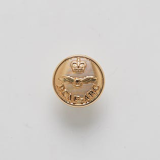 RCAF 4PK GOLD BUTTON LARGE