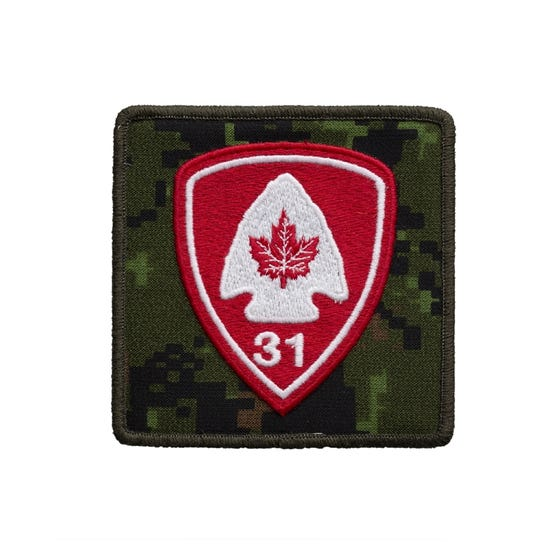 31 CDN Brigade Group Badge
