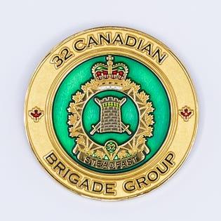 32 CBG Coin