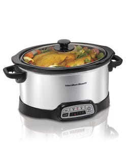 Hamilton Beach Slow Cooker 33463