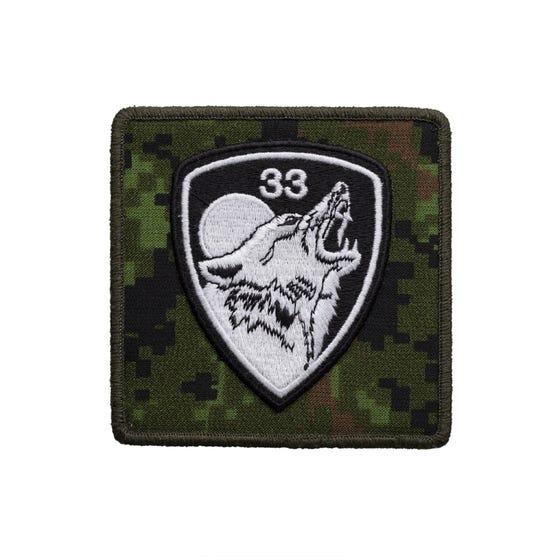 33 CBG Badge