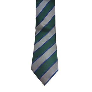 33 CBG Silk Tie