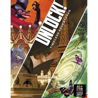 Jeu de société Unlock! Timeless Adventures, français (EA1)