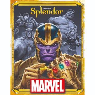 Jeu de société Splendor Marvel, anglais (EA1)