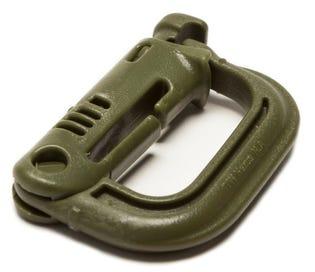 HUDSON Multi Lock D-Ring 1 inch webbing