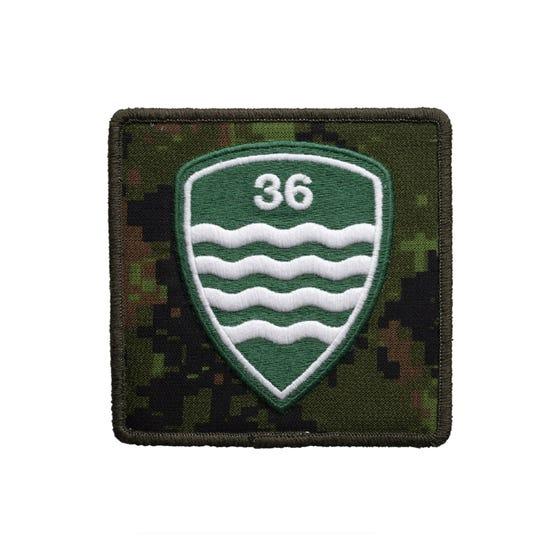 36 CDN Brigade Group Badge